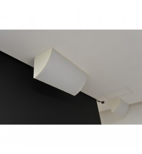 Cornered Audio - Ci4V - Ceiling Mount Installation